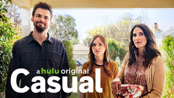 Casual TV show on Hulu: canceled or renewed?