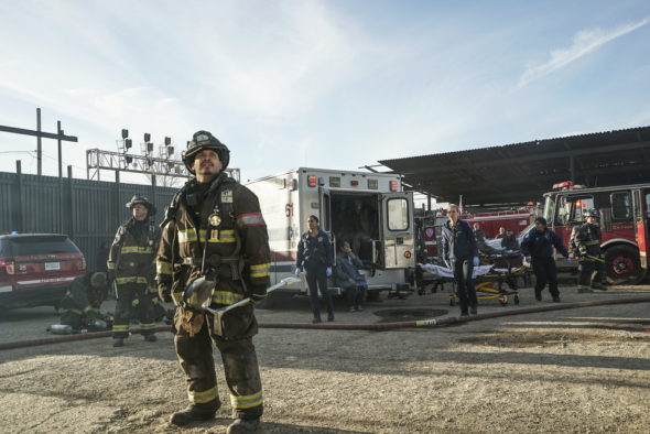Chicago Fire TV Show: canceled or renewed?