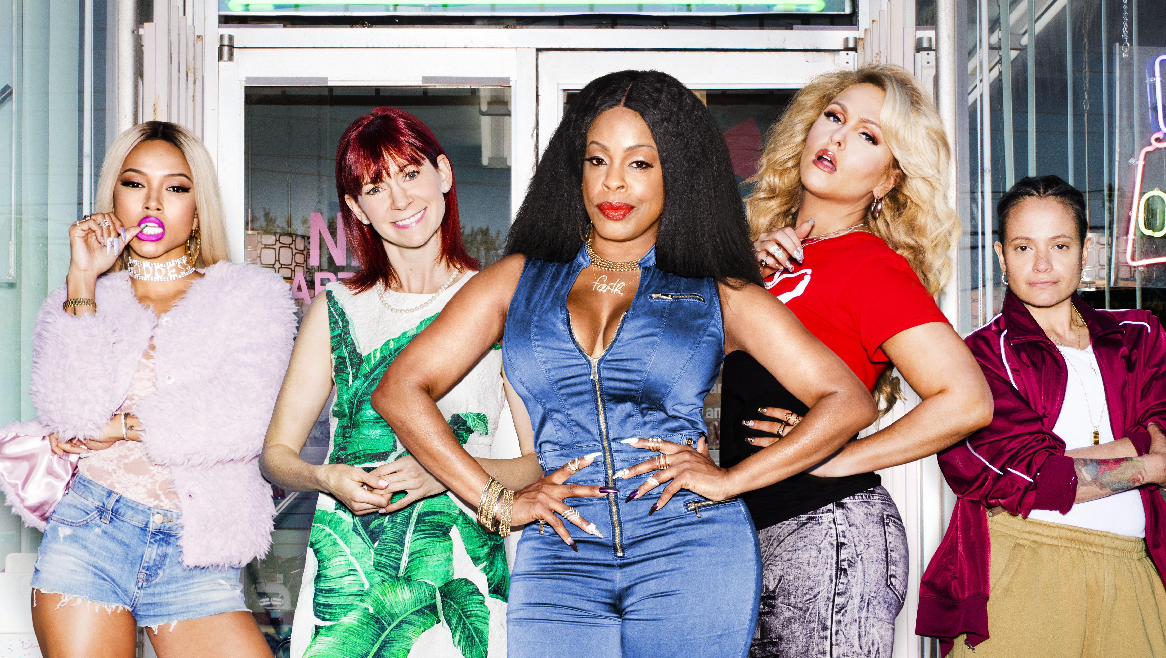 claws tv show on tnt season one ratings cancelled or