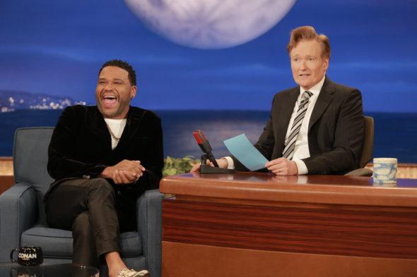 Conan TV show on TBS: season 8 renewal (canceled or renewed?)