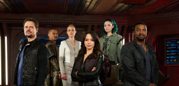 Dark Matter TV show on Syfy: canceled or season 4? (release date)