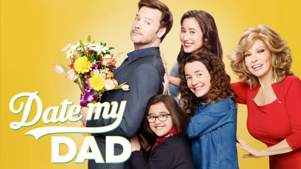 Date My Dad TV show on UP TV: canceled or renewed?