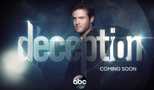 Deception TV show on ABC: (canceled or renewed?)