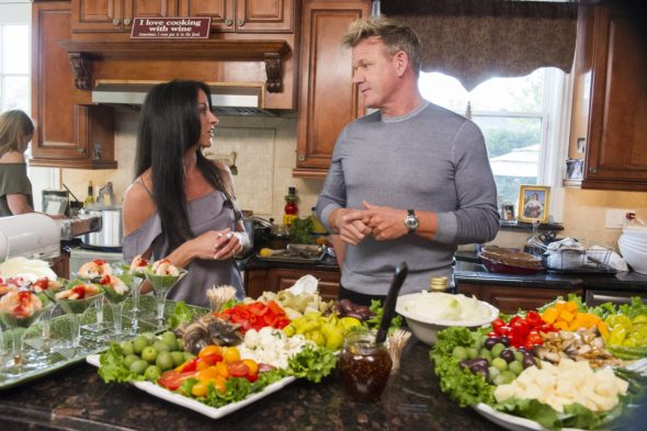 The F Word TV show on FOX: canceled or season 2? (release date); Gordon Ramsay