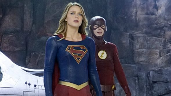 The Flash, Supergirl TV shows on The CW: (canceled or renewed?)