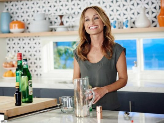 Giada Entertains TV show on Food Network: canceled or renewed?