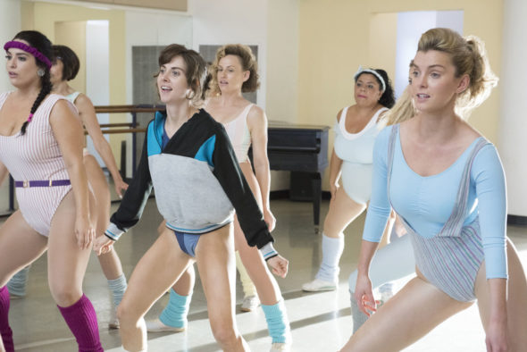 GLOW TV show on Netflix: (canceled or renewed?)