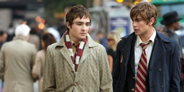 Gossip Girl TV show on The CW: (canceled or renewed?)
