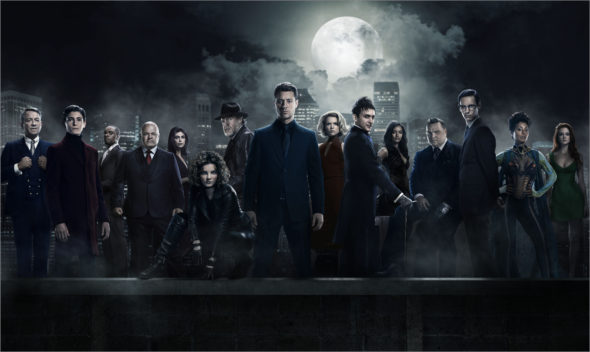 Gotham TV show on FOX: season 4 renewal (canceled or renewed?)