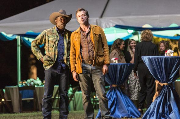 Hap and Leonard TV show on SundanceTV: season 3 renewal (canceled or renewed?)