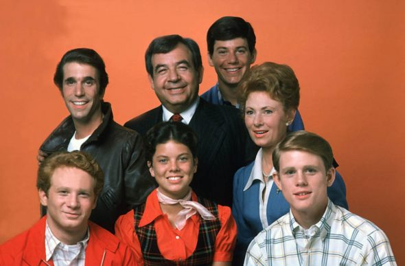 Happy Days TV show on ABC