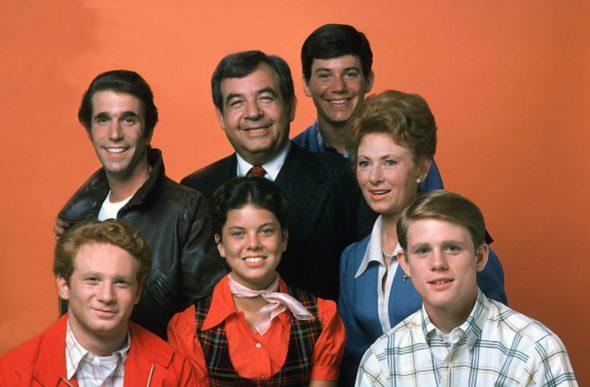 Happy Days TV show on ABC