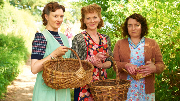 Home Fires TV show on PBS: (canceled or renewed?)
