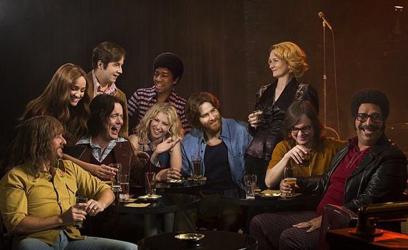 I'm Dying Up Here TV show on Showtime: canceled or season 2? (release date)