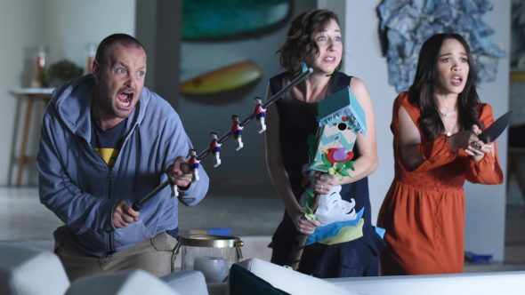 The Last Man on Earth TV show on FOX: (canceled or renewed?)