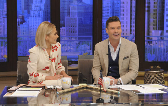 Ryan Seacrest joins the Live with Kelly and Ryan TV show on ABC: canceled or renewed?