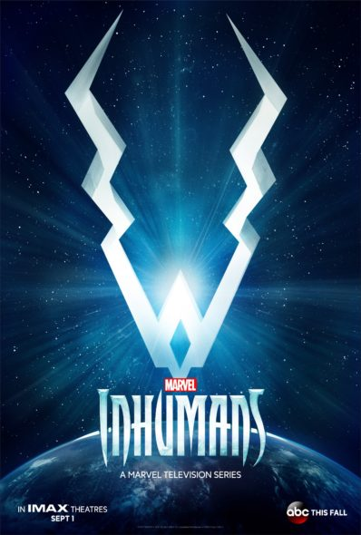Marvel's Inhumans TV show on ABC: season 1 teaser (canceled or renewed?)