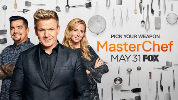 MasterChef TV show on FOX: season 8 ratings (canceled or season 9 renewal?)