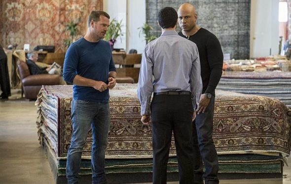 NCIS: Los Angeles TV Show: canceled or renewed?