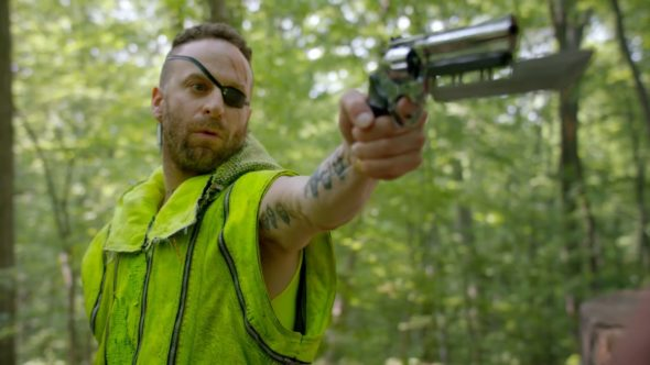 Neon Joe Werewolf Hunter TV show on Adult Swim: (canceled or renewed?)