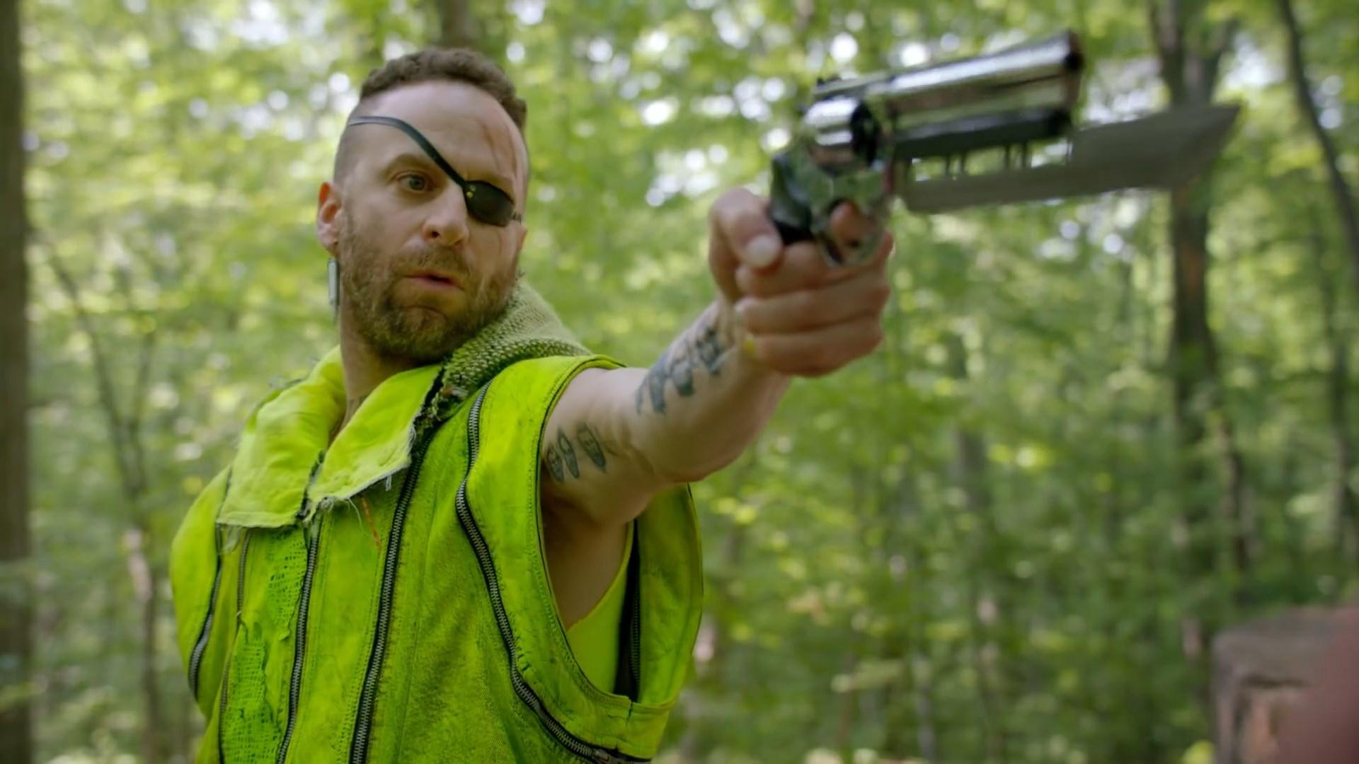 Neon Joe, Werewolf Hunter: Adult Swim Series Returns in