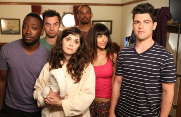 New Girl TV show on FOX: season 7 renewed