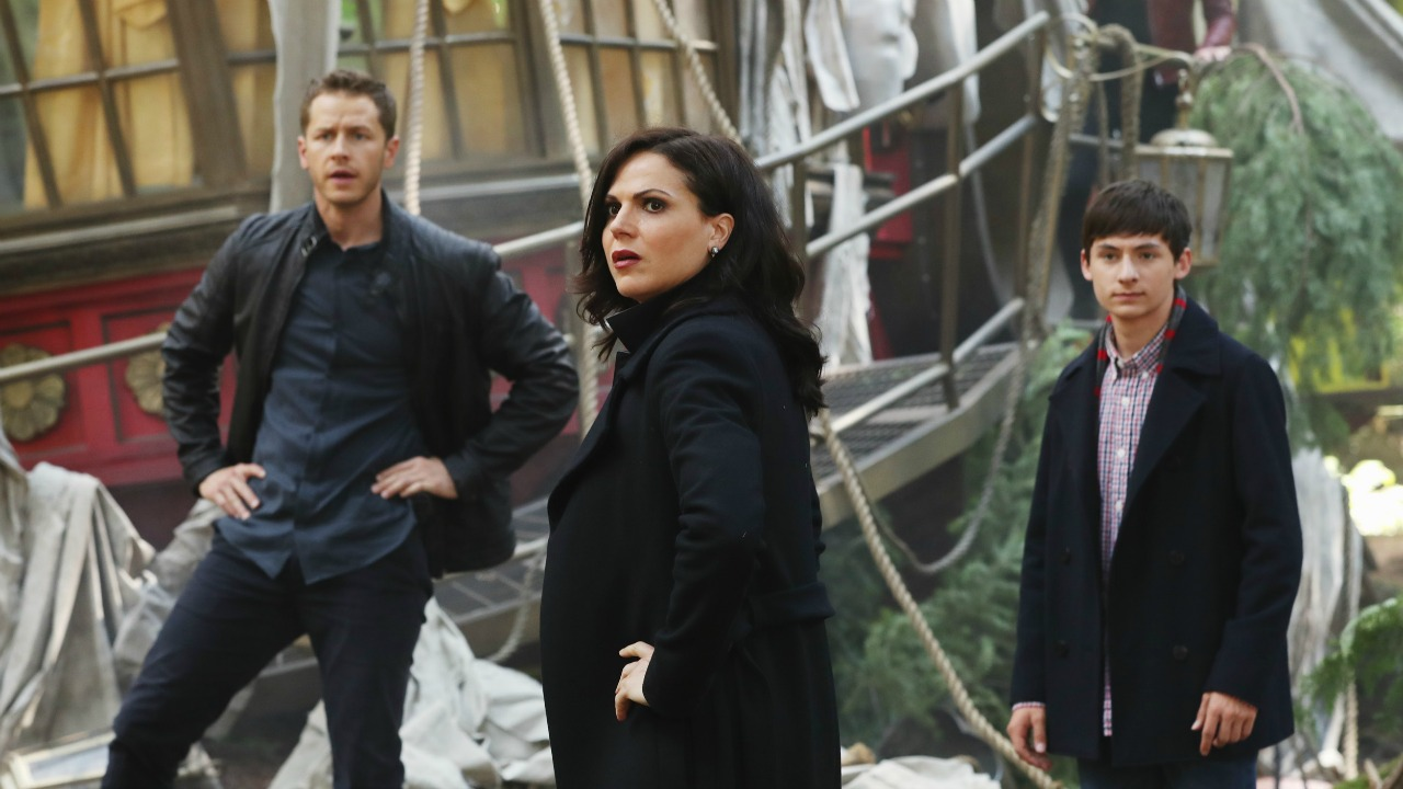Once upon a time season 4 air date in Melbourne