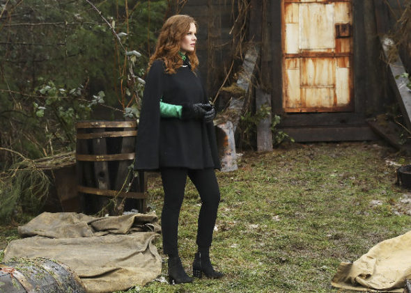 Rebecca Mader is leaving Once Upon a Time TV show on ABC: season 6 (canceled or renewed?)
