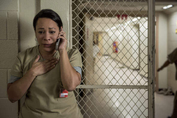 Orange Is the New Black TV show on Netflix: Season 5 (canceled or renewed?)