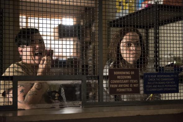 Orange Is the New Black TV show on Netflix: Season 5 (canceled or renewed?)