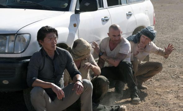 Prison Break TV show on FOX: canceled, no season 6 (canceled or renewed?)