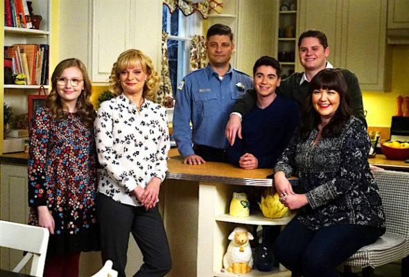 The Real O'Neals TV show on ABC: canceled, no season 3