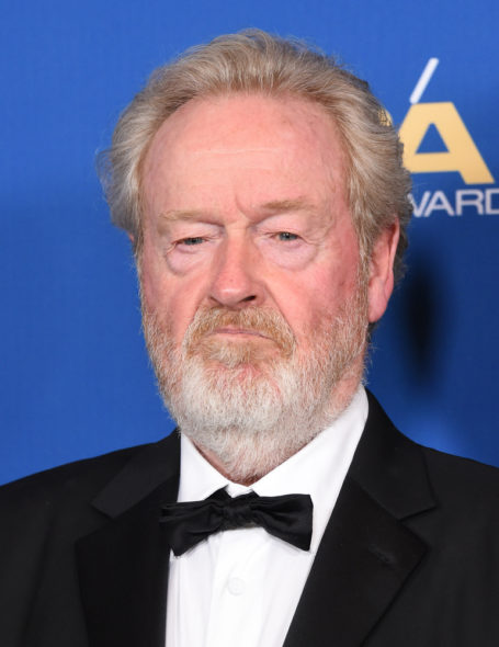 Ridley Scott to develop Sci-Fi programming block for TNT (canceled or renewed?)