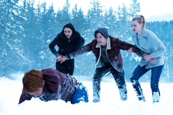 Riverdale TV show on The CW: Season 2 (canceled or renewed?)