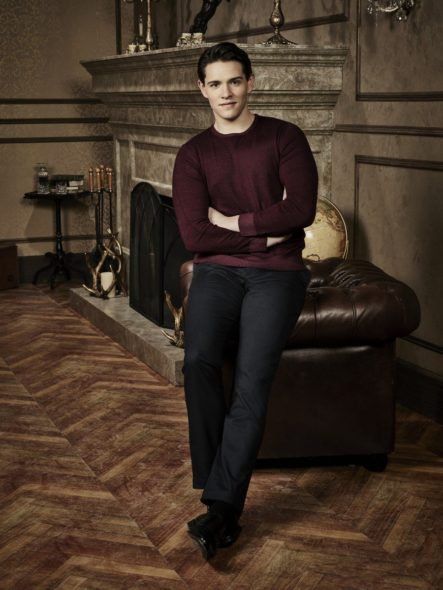 Casey Cott promoted to series regular on Riverdale TV show on The CW: season 2 (canceled or renewed?)