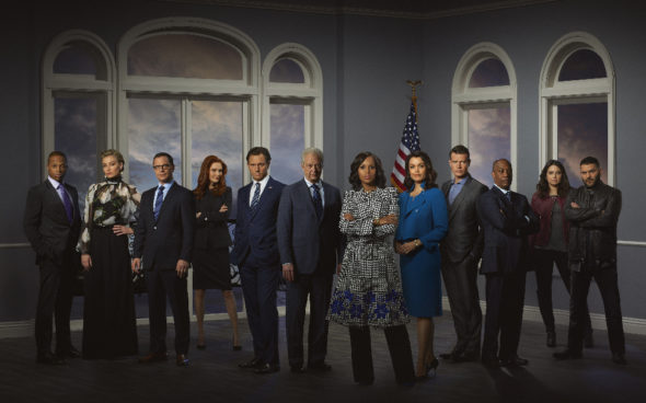 Scandal TV show on ABC: season 7 (canceled or renewed?); no season 8?