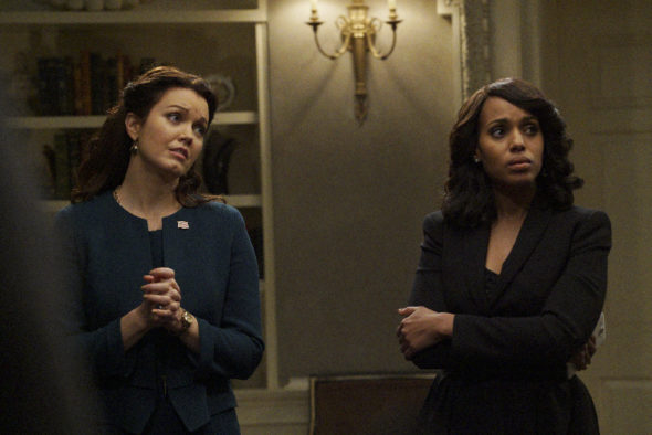 Scandal TV show on ABC: ending with season 7, no season 8 (canceled or renewed?)