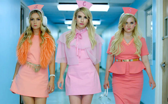 Scream Queens TV show on FOX: (canceled or renewed?)