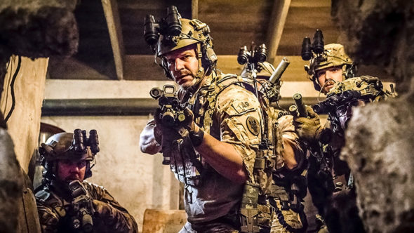 SEAL Team TV show on CBS (canceled or renewed?)