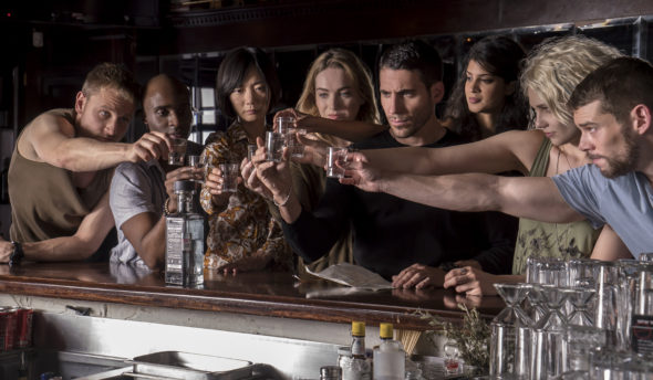 Sense8 TV show on Netflix: canceled or season 3? (release date); Vulture Watch