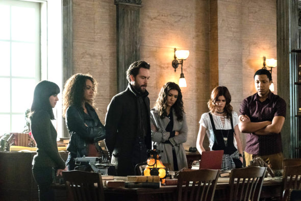 Sleepy Hollow TV show on FOX: canceled, no season 5 (canceled or renewed?)