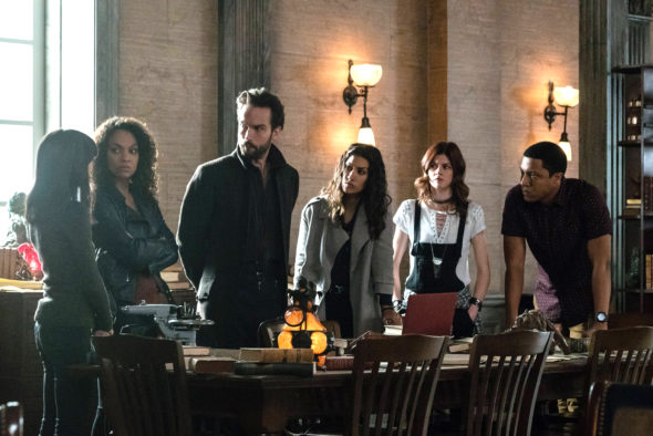 Sleepy Hollow TV show on FOX: canceled, no season 5 (canceled or renewed?)