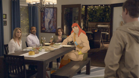 Son of Zorn TV show on FOX: canceled, no season 2 (canceled or renewed?)