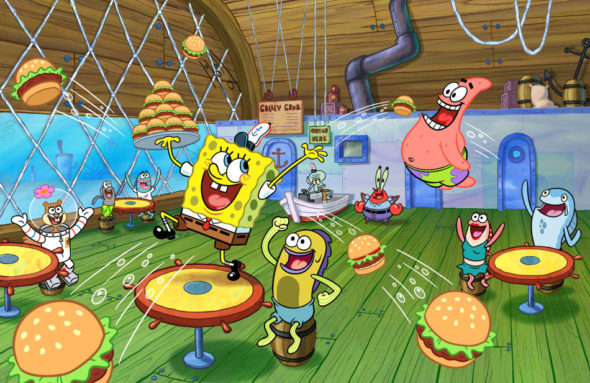 SpongeBob SquarePants TV show on Nickelodeon: season 12 renewal (canceled or renewed?)