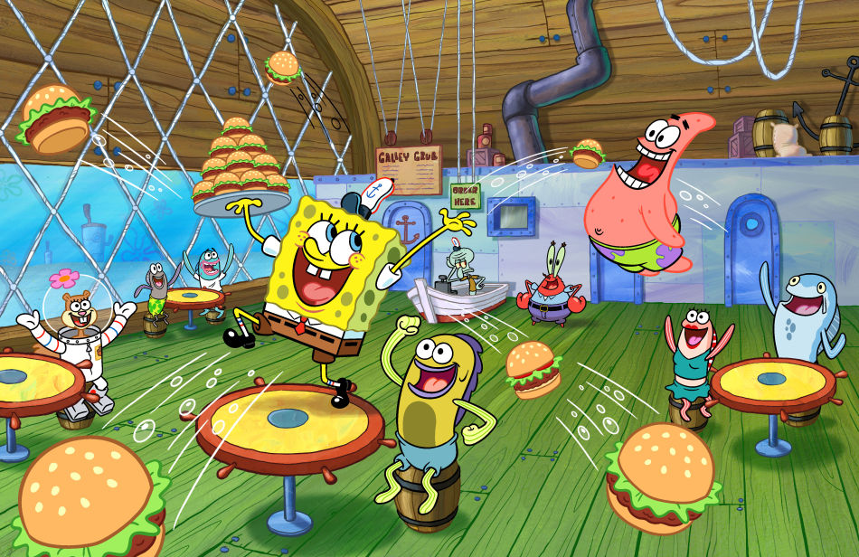 Spongebob Squarepants Season 12 Renewal For Nickelodeon