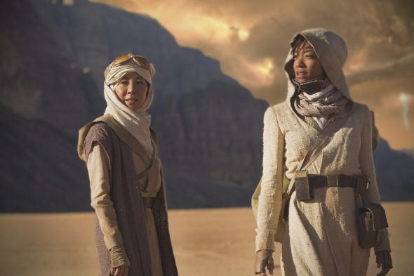 Star Trek: Discovery TV show on CBS: (canceled or renewed?)