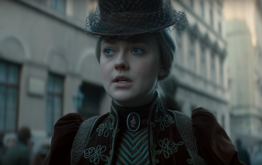the alienist tnt releases first trailer for historical thriller series canceled tv shows tv. Black Bedroom Furniture Sets. Home Design Ideas