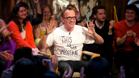 The Chris Gethard Show TV show on truTV: (canceled or renewed?)