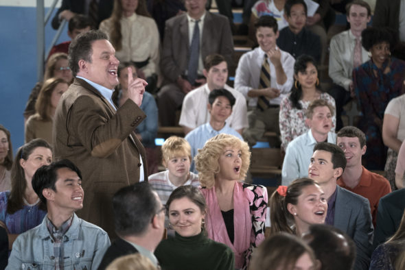 The Goldbergs TV show on ABC: (canceled or renewed?)