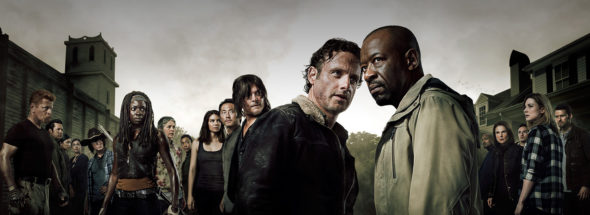 The Walking Dead TV show on AMC: season 8 (canceled or renewed?)